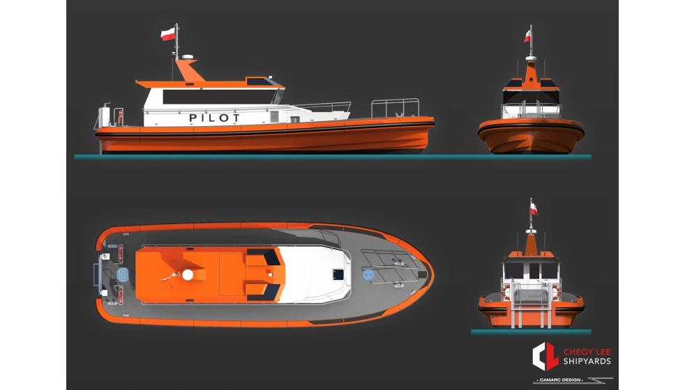 17m Pilot-3D GA-EM05-06-20